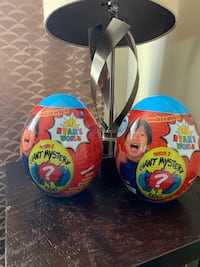RYANS WORLD GIANT BLUE MYSTERY EGG!!! Series 2!! Springfield, 22150