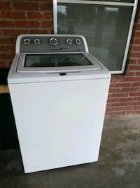 white top-load clothes washer Brownsville, 78520