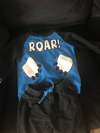 Baby boy blue and black sweat suit  Baltimore, 21234
