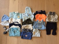 Baby clothes Fullerton