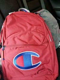 RED CHAMPION BACK PACK Toronto, M9W 1T5