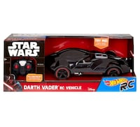 Disney Hot Wheels Star Wars darth vader rc vehicle Carson, 90745