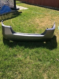 2015 Nissan Altima rear bumper