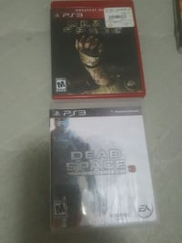 Ps3 Dead Space and Dead Space 3 must be pick up  Lexington, 40515