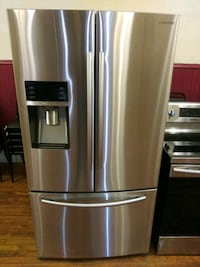 Samsung stainless steel refrigerator Milwaukee