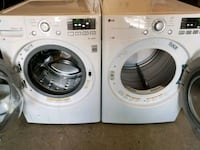 LG stackable washer and dryer  Pickering, L1V 6P5