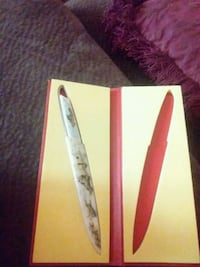 New in box wolf letter opener