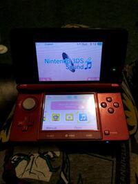 red Nintendo DS with game cartridge Vilonia, 72173