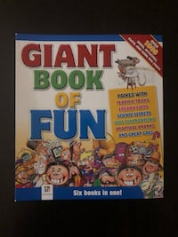Giant Book of Fun (Hardcover Book)