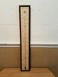 Large French Thermometer  Nottingham, 21236