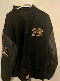 Orange county choppers jacket Large Edmonton, T6C