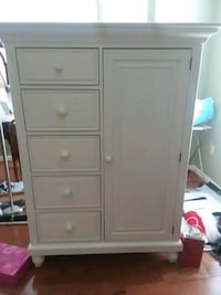 white wooden cabinet with drawer 38 km