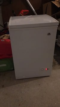white single-door refrigerator Vaughan, L4J 6W2