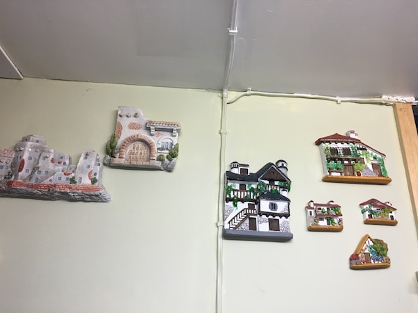 Mini home collect from Portugal; sold separately