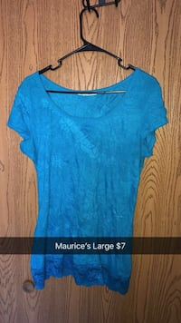 Maurice's Large shirt  Ames, 50011