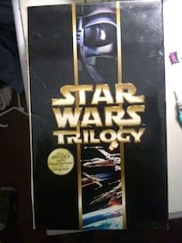 Star Wars Trilogy Special Edition 3 Vcd Seffner, 33584