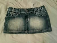 Denim mini skirt Winnipeg, R3J 1L4