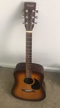 Harmony acoustic guitar College Park, 20740