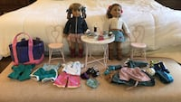 American Girl Dolls and Accessories Mc Lean, 22101