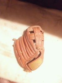 Kids leather baseball mit Sioux Falls, 57103