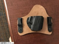 Crossbreed holster for Springfield XD 58 km