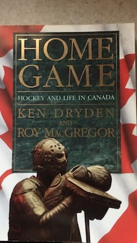 Home game book ken dryden Mississauga, L4T 1X6