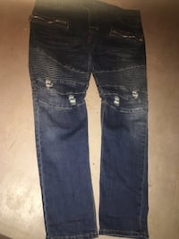 MENS SIZE 40 BALMAIN JEANS Conway