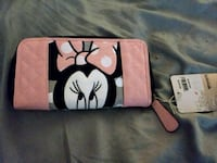 Loungefly Pink Minnie wallet