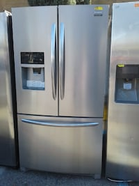Frigidaire French Door Stainless Steel