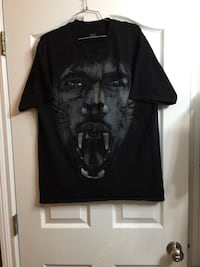 Jay Z / Kanye West watch the throne tour tee size xl New Westminster, V3M 1B9