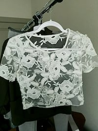 Floral shirt M/L The Colony, 75056
