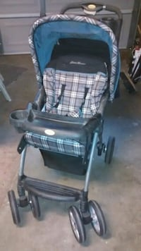 black and gray stroller Fresno, 93722