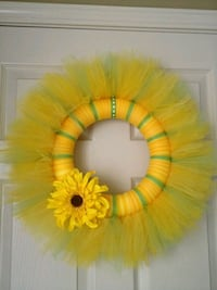 Tulle wreaths and tutu for any occasion  Tomball