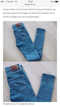 blå denim jeans collage foto Stange, 2335