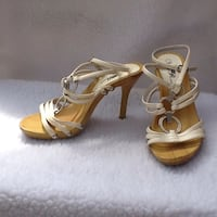Heels for Homecoming Wild Rose Size 6 1/2 in Great Condition  Lewisville, 75056