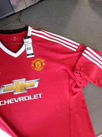 Adidas Manchester United collection  Montreal