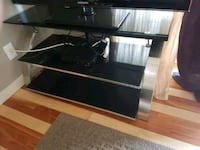 black glass TV stand Calgary, T2Y 2T5