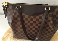 Damier ebene Louis Vuitton Westminster