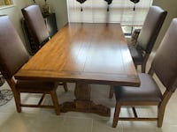Dining table with 4 chairs Lehigh Acres, 33936