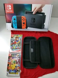 Nintendo Switch with games and more Cape Coral, 33991