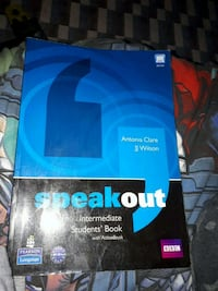 (Longman)SPEAKOUT INTERMEDIATE STUDENTS BOOK  Kaynak Mahallesi, 45110
