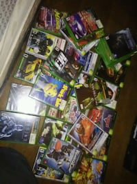 assorted Xbox 360 game cases Hartford, 06114