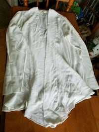 White cardigan Bradford West Gwillimbury, L3Z 1W9