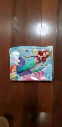 Little mermaid, new, swims on her own Mississauga, L5A 1X7