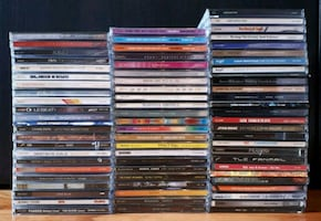 Disques Compacts...CD