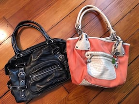 "TWO ""Kathy VanZeeland Handbags"