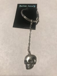 Metalic Skull keychain.. 2 at this price each Jurupa Valley, 92509