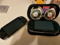 2 PSP GAME SYSTEMS AND GAMES   Spring Hill, 34608