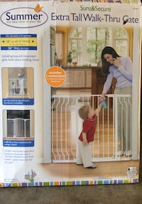 Adjustable Child Gate Frederick, 21702