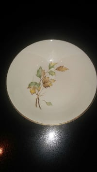 7 Pieces French Saxon China Small Bowels West Palm Beach, 33409